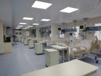 NITELIK - Ordu Devlet Hastanesinde 10 Yataklı Yoğun Bakım Ünitesi Hizmete Girdi