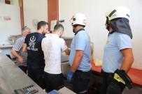Suriyeli Kasap, Elini Kıyma Makinesine Kaptırdı