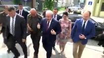 MITHAT SANCAR - TBMM Başkanı Mustafa Şentop Yurda Döndü