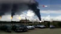 HOUSTON - Teksas'taki Rafineri Yangınında Yaralıların Sayısı 37'Ye Çıktı