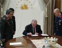 Yüksek Askeri Şura'da alınan kararlar belli oldu