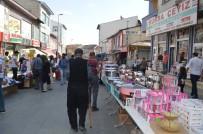BAYRAM ŞEKERİ - Ağrı'da Bayram Alışverişi Yoğunluğu