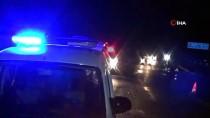 Bartın'da Trafik Kazası Açıklaması 2'Si Çocuk 5 Yaralı