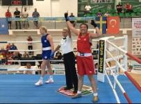 Bartın Üniversitesi Öğrencisi Şennur Demir'den Bir Şampiyonluk Daha