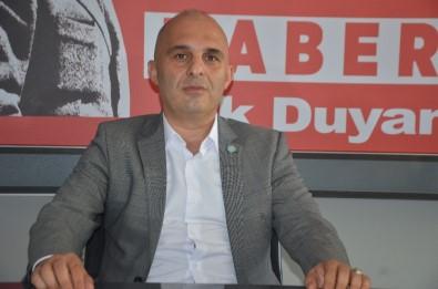 Bilecik'te Millet İttifakı Adayı Belediye Başkanı Şahin'e Tam Destek