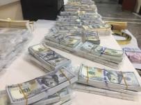 RUHSATSIZ SİLAH - Evlerinden Sahte 2 Milyon Dolar Çıktı