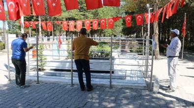 Halisdemir'e Bayram Ziyareti