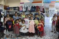 Hayırsever Vatandaştan 120 Yetim Çocuğa Bayramlık