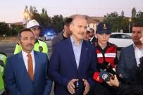 İçişleri Bakanı Soylu Açıklaması 'Ekiplerimiz Uyandırma Servisi Gibi Çalışıyor'