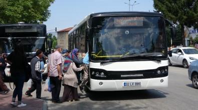 Isparta'da Halk Otobüsleri Bayramın İlk 3 Günü Ücretsiz