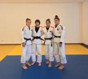 ALMATI - Judocular, Dünya Şampiyonası Kampında