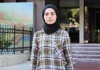 İSTANBUL TEKNIK ÜNIVERSITESI - (Özel) Okul Birincisi Özlem'in Hak Arama Mücadelesine KDK Sahip Çıktı