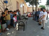 HAYIRSEVERLER - Sınırın Masum Çocuklarının Mutlu Günü