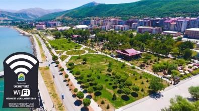 Tatvan'da Ücretsiz Wİ-Fİ İnternet Hizmeti Başladı