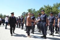 Vali Çakacak Görevi Başındaki Güvenlik Güçlerinin Bayramını Kutladı