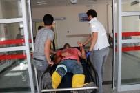 ACEMİ KASAP - Acemi kasaplar kurbanlık yerine kendilerini kesti