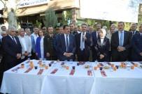 Başkan Güder, Vatandaşların Bayramını Kutladı