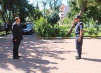 Bursa Valisi Canbolat Güvenlik Güçleriyle Bayramlaştı