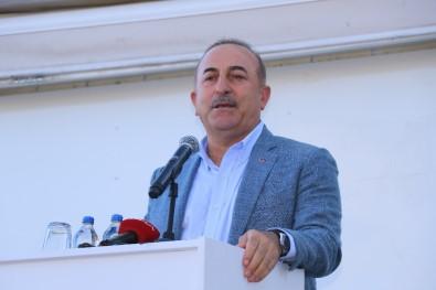Bakan Çavuşoğlu: Fırat'ın doğusu ne pahasına olursa olsun temizlenecek