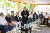 Esat Öztürk Açıklaması 'Bayramlar Kardeşliğin Ön Plana Çıktığı Günlerdir'