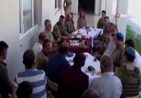 DURANKAYA - Jandarma'dan Sınırda Bayram Videosu