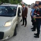 Jandarma Ve Polis Ekiplerinden Şeker Gibi Çevirme