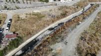 KURBANLIK HAYVAN - Kaçak Kesimlere Drone İle Takip