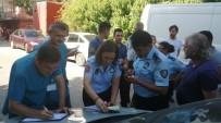 KURBANLIK HAYVAN - Kartal'da Oto Yıkamacıda Kaçak Kurban Kesimine Ceza Yağdı
