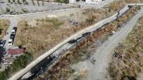 KURBANLIK HAYVAN - (Özel) Kaçak Kesimlere Drone İle Takip