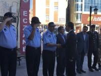 PİYADE ALBAY - Sarıkamış'ta Bayramlaşma Töreni