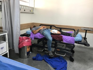 Tokat'ta Acemi Kasap Bilançosu Açıklaması 107 Kişi Yaralandı