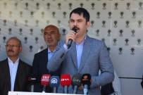 Bakan Kurum Açıklaması 'Konya İle Liderimiz Recep Tayyip Erdoğan Arasına Kimse Giremeyecektir'