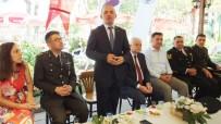 HÜSEYIN ÖNER - Burhaniye'de Bayramlaşma Töreni Yapıldı