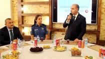 Emniyet Genel Müdürü Mehmet Aktaş Tunceli'de