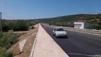Erdek-Bandırma Karayolu Yeniden Ulaşıma Açıldı