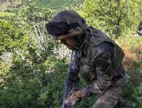 Hakkari'de 4  terörist etkisiz hale getirildİ