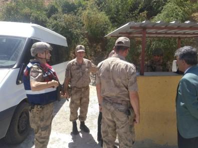 Kaymakam Özadalı Güvenlik Güçlerinin Bayramını Kutladı