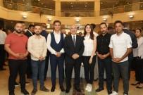 ARTUKLU ÜNIVERSITESI - Mardin'de Süryaniler Bayramlaşma Programına Katıldı