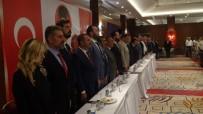 VATAN HAINI - MHP Bursa Teşkilatı Bayramlaştı