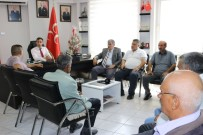 ÖZGÜRLÜK - MHP'de Bayramlaşma Programı