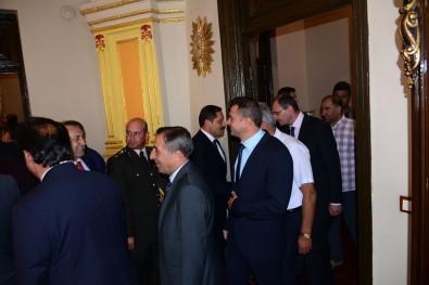 Ardahan'da Bayramlaşma Töreni