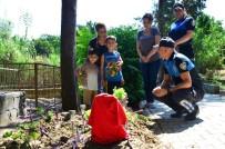 En Büyük Hayali Polis Olmaktı, Polisler Mezarını Ziyaret Etti