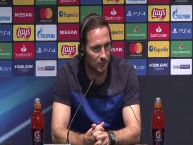 Frank Lampard Açıklaması 'Kulüp İçin Çok Önemli Bir Maça Çıkacağız'
