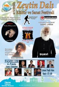 Gömeç'te Festival Heyecanı