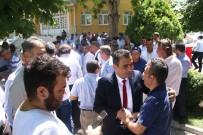 Karaman Belediyesinde Bayramlaşma