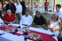 İBRAHIM GÜVEN - Samsunspor'da Bayramlaşma