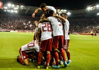 UEFA Şampiyonlar Ligi Açıklaması Olympiakos Açıklaması 2 - Başakşehir Açıklaması 0 (Maç Sonucu)