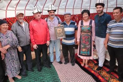 Yerli Düşünce Derneğinden Kırgızistan'da Kurban Organizasyonu