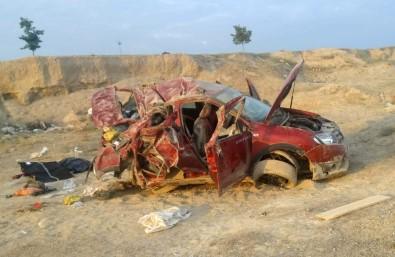 Aksaray'da Feci Kaza Açıklaması 3 Ölü, 4 Yaralı