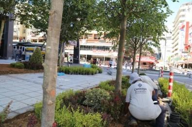 Ankara Büyükşehir Belediyesi Ve Çankaya Belediyesi Birlikte Çalışıyor